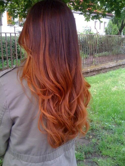 Окрашивание волос 2019 тренды (48)