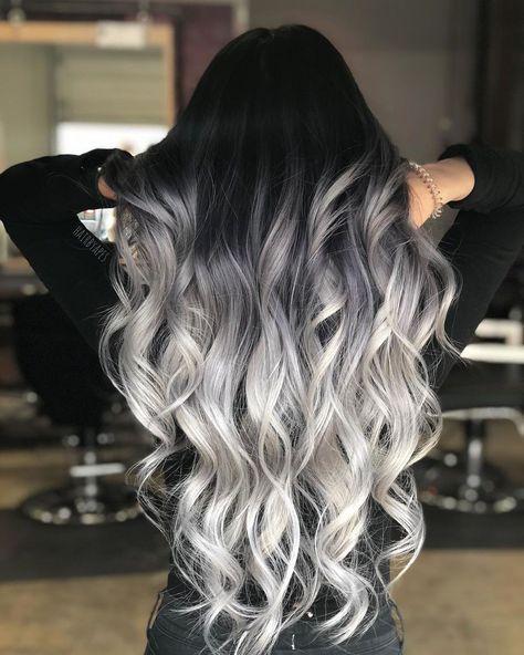 Окрашивание волос 2019 тренды (49)