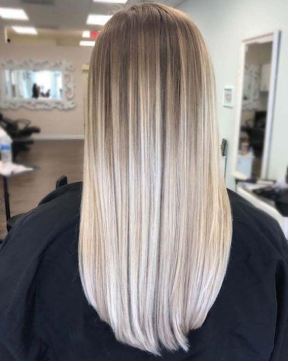 Окрашивание волос 2019 тренды (45)