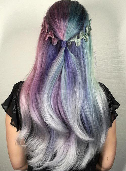 Окрашивание волос 2019 тренды (108)