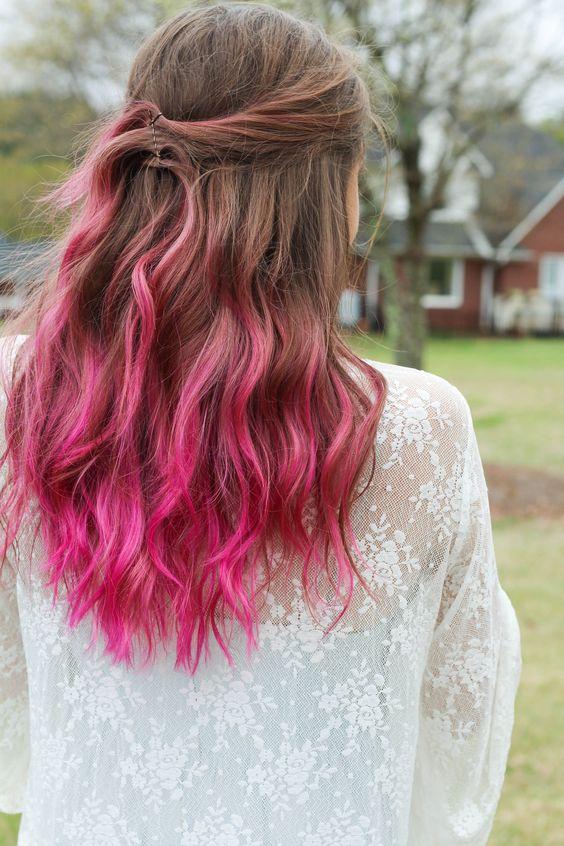 Окрашивание волос 2019 тренды (27)