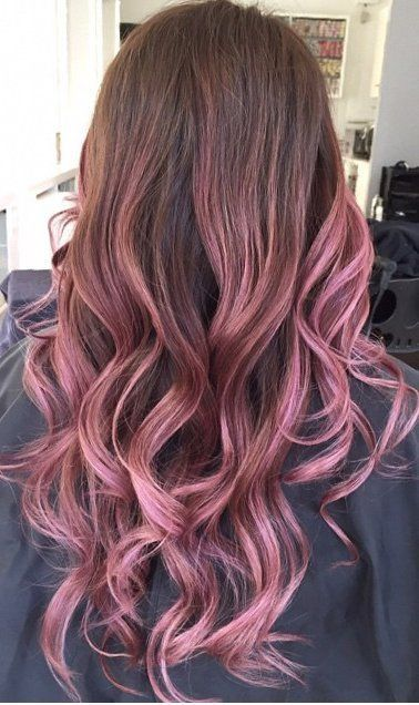Окрашивание волос 2019 тренды (37)