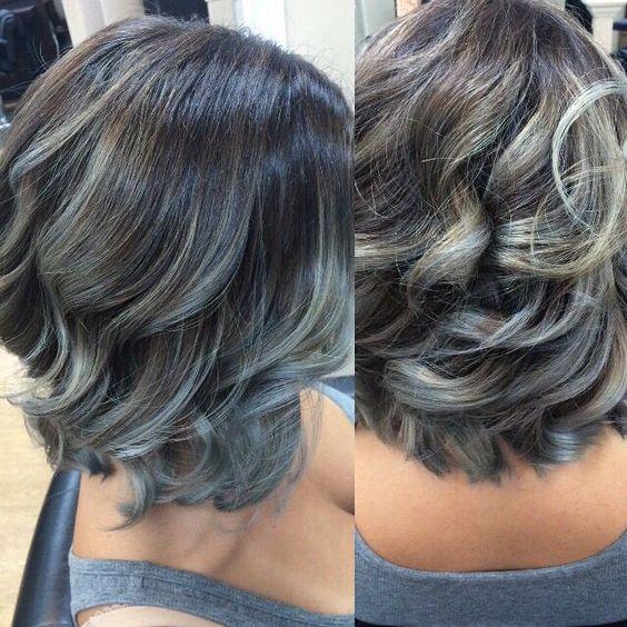 Окрашивание волос 2019 тренды (67)