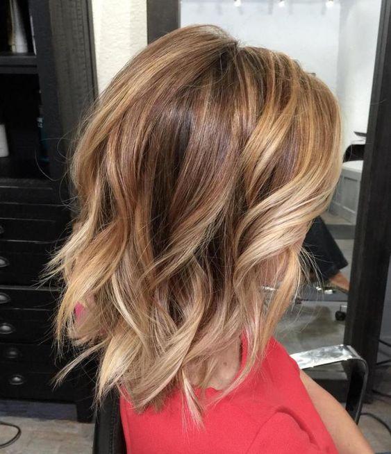 Окрашивание волос 2019 тренды (29)