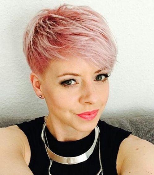 Окрашивание коротких волос 2019 (34)