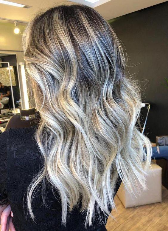 Окрашивание волос 2019 тренды (19)