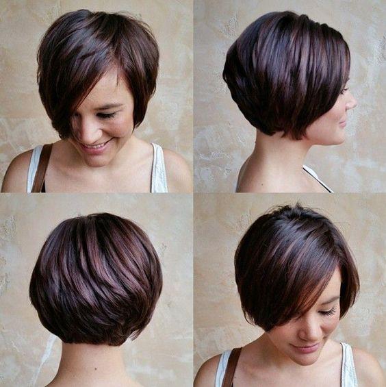 Окрашивание коротких волос 2019 (28)