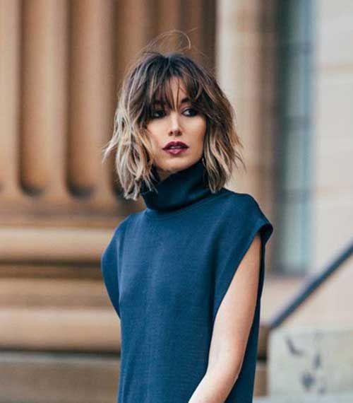 Окрашивание коротких волос 2019 (20)