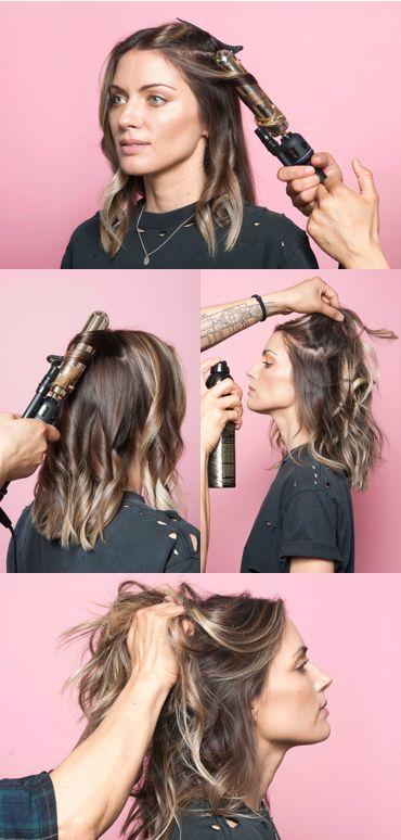 Причёски на выпускной 2019 пошагово (21)