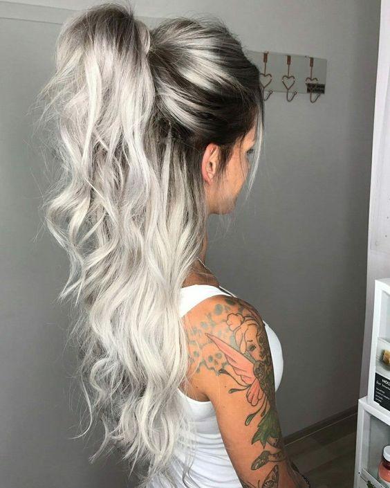 Причёски на выпускной 2019 для длинных волос (33)