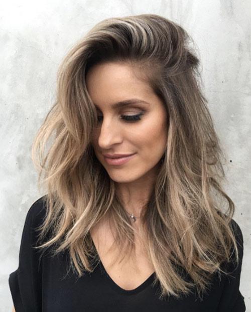 Стрижки для тонких волос2019 (39)
