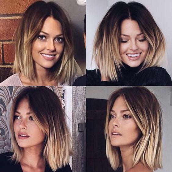 Стрижки для тонких волос2019 (38)