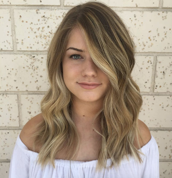 Стрижки для тонких волос2019 (34)