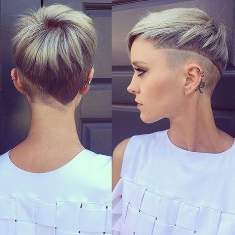 Стрижки для тонких волос2019 (17)