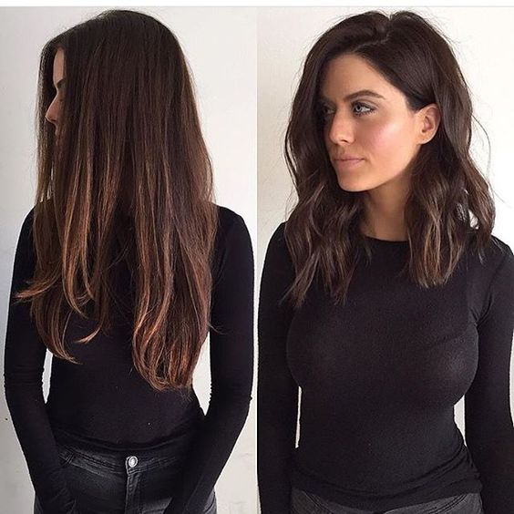 Стрижки для тонких волос2019 (14)