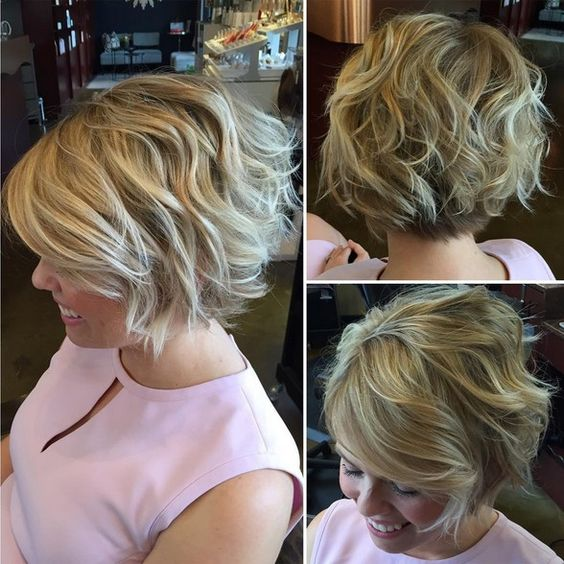 Стрижки для тонких волос2019 (12)