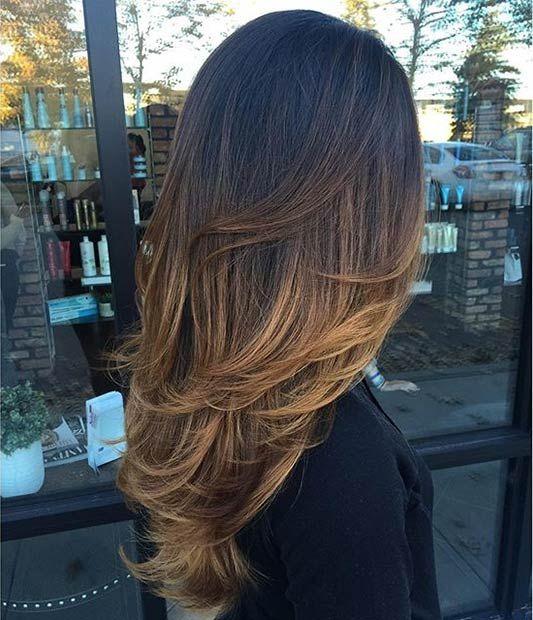 Стрижки для тонких волос2019 (9)