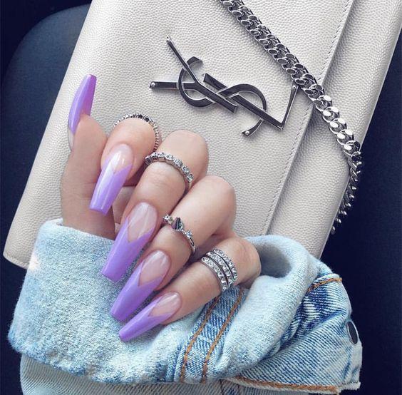 Красивый весенний дизайн ногтей 2019 (46)