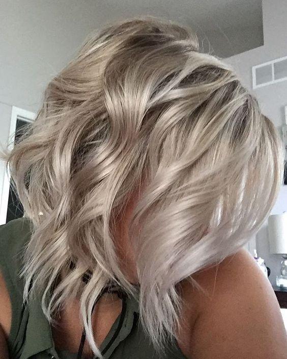 Причёски 2019 тренды (91)
