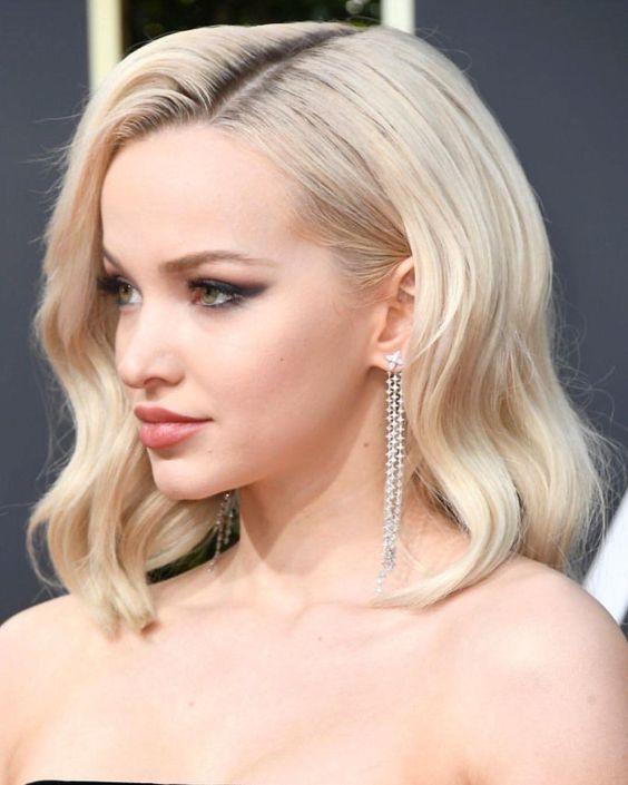 Модный блонд 2019 (56)