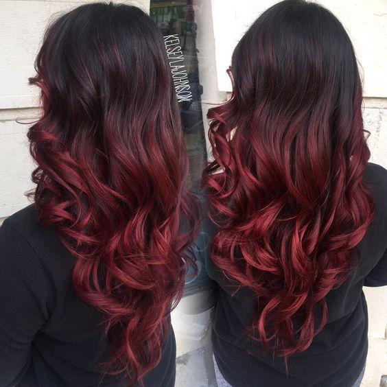 Причёски на длинные волосы 2019 (39)