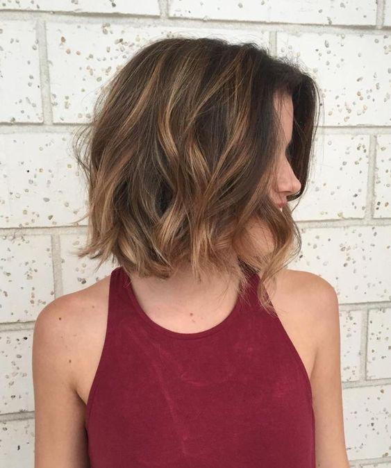 Причёски 2019 тренды (74)