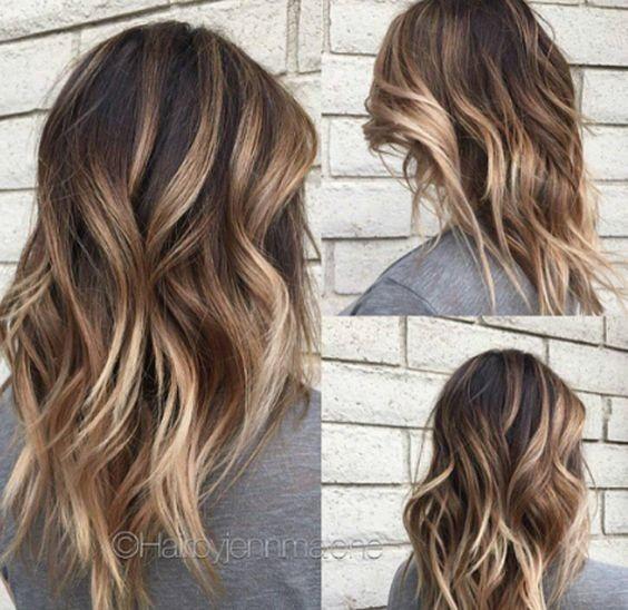 Причёски 2019 тренды (45)