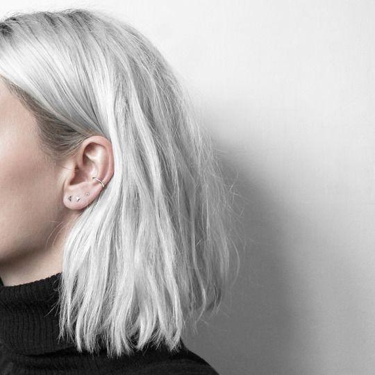 Модный блонд 2019 (11)