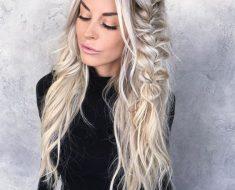 Модный блонд 2019 (10)