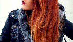Рыжий цвет волос 2019 (11)