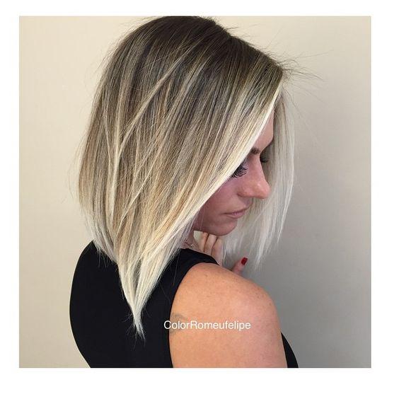 Модный блонд 2019 (9)