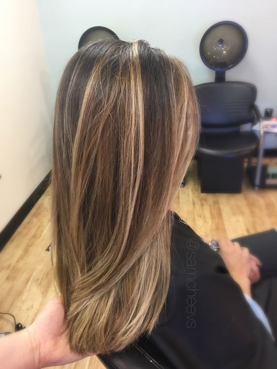 Причёски 2019 тренды (28)