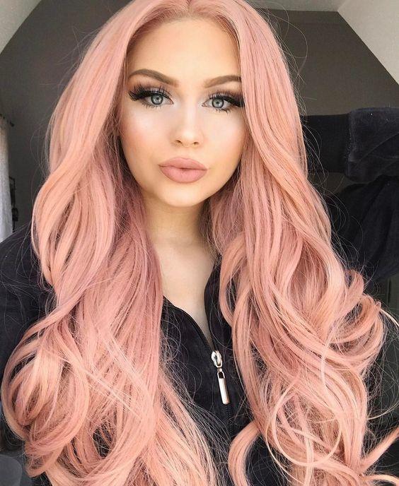 Причёски на длинные волосы 2019 (22)