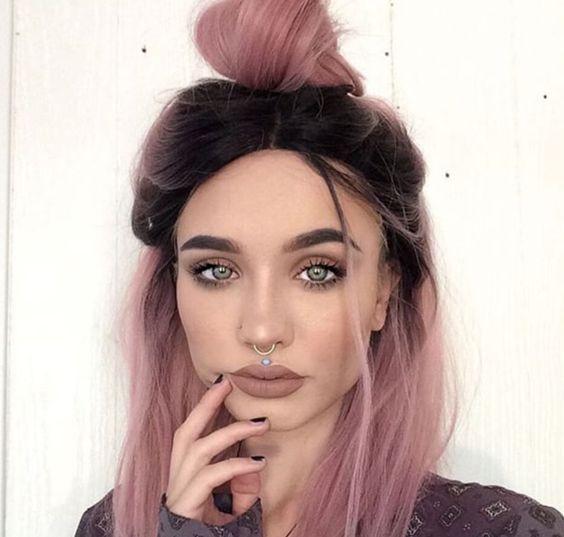 Вечерние причёски 2019 (37)