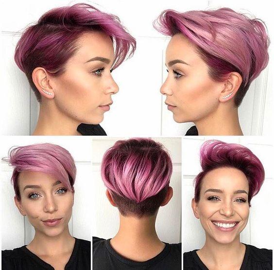 Причёски 2019 тренды (25)