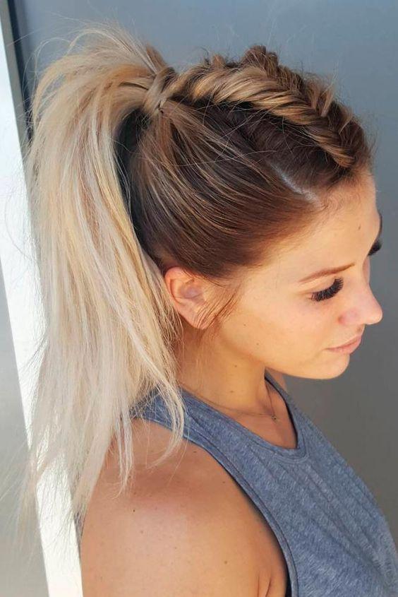 Причёски на длинные волосы 2019 (16)