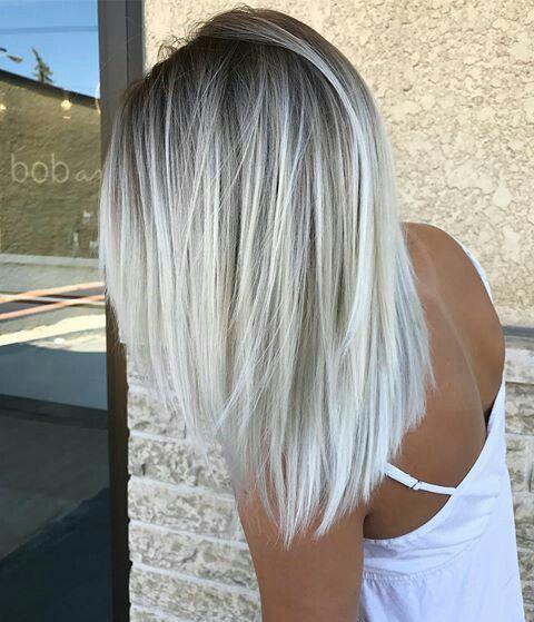 Модный блонд 2019 (6)