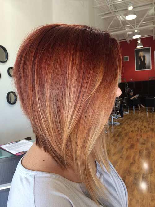 Рыжий цвет волос 2019 (6)