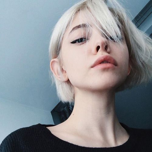 Модный блонд 2019 (42)