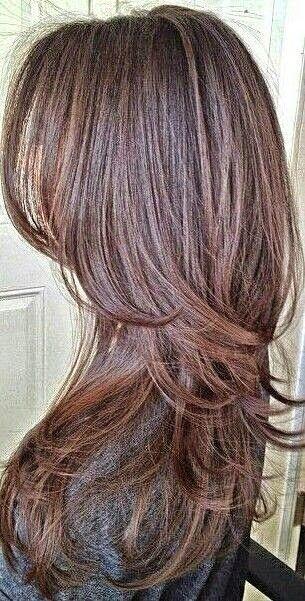Причёски на длинные волосы 2019 (6)