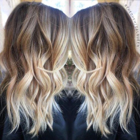 Причёски на длинные волосы 2019 (5)