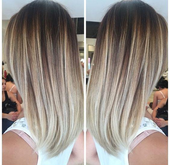 Модный блонд 2019 (3)