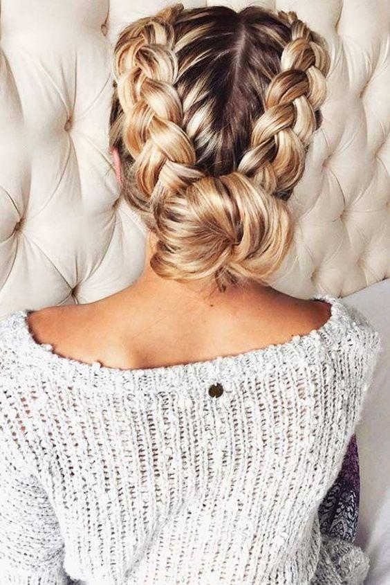 Причёски на длинные волосы 2019 (1)