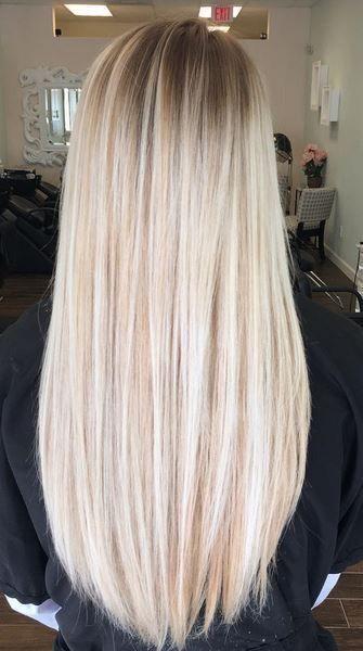 Модный блонд 2019 (2)