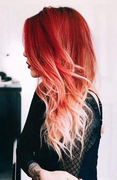 Рыжий цвет волос 2019 (1)