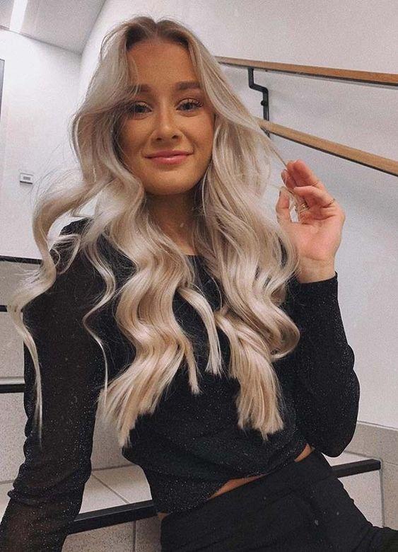 Стрижки на кудрявые волосы 2019 (46)