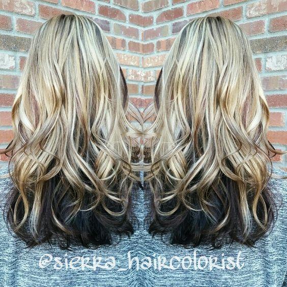 Светлые корни волос (20)