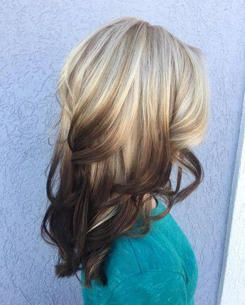 Светлые корни волос (17)
