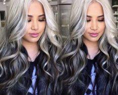 Светлые корни волос (14)