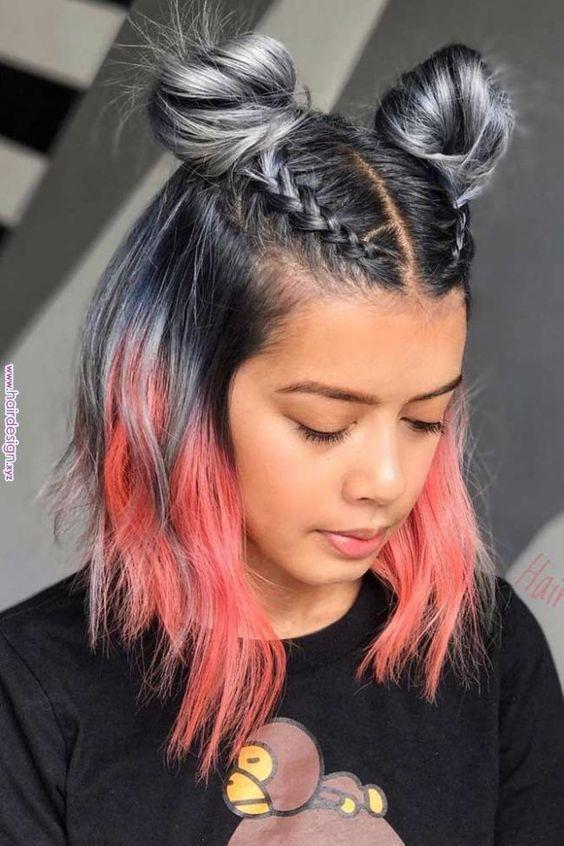 Колорирование волос 2019 (89)